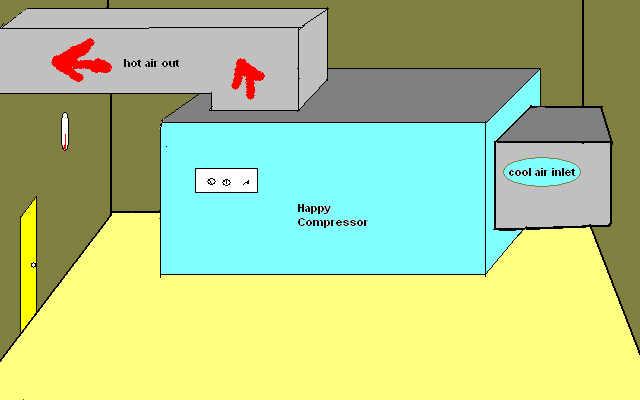 Air Compressor Ventilation : Is summer heat killing your air compressor